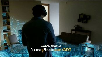 ADT TV Spot, 'CuriosityStream: Network of Things' Featuring Drew Scott, Jonathan Scott - Thumbnail 2