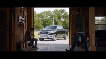 Ram Trucks TV Spot, 'Loyalty' Song by Eric Church [T1] - Thumbnail 1