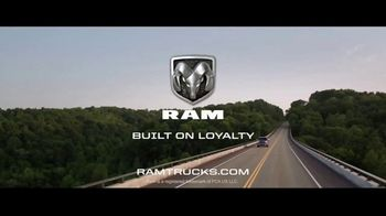 Ram Trucks TV Spot, 'Loyalty' Song by Eric Church [T1] - Thumbnail 10