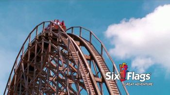 Six Flags Great Adventure TV Spot, 'Philadelphia: Heart Pounding' - Thumbnail 1