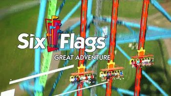 Six Flags Great Adventure TV Spot, 'Philadelphia: Heart Pounding' - Thumbnail 6