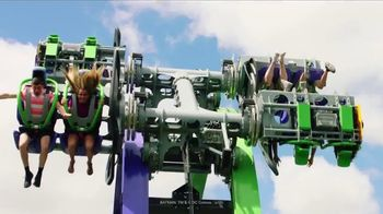 Six Flags Great Adventure TV Spot, 'Philadelphia: Heart Pounding' - Thumbnail 3