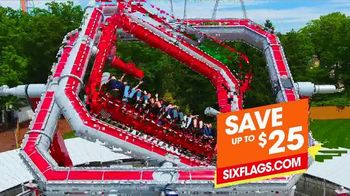 Six Flags Great Adventure TV Spot, 'Philadelphia: Heart Pounding' - Thumbnail 5