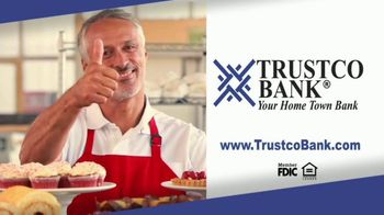 Trustco Bank TV Spot, 'Home Town Checking'