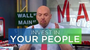 Acorns TV Spot, 'CNBC: Invest in Your People' Featuring Jim Cramer - Thumbnail 4