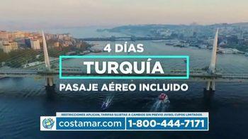 Costamar Travel TV Spot, 'Cuzco, Turquía, México y El Salvador' [Spanish] - Thumbnail 3