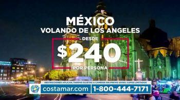 Costamar Travel TV Spot, 'Cuzco, Turquía, México y El Salvador' [Spanish]