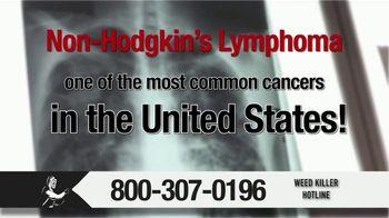 Greg Jones Law TV Spot, 'Non-Hodgkin's Lymphoma' - Thumbnail 2
