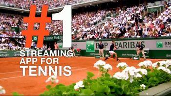 Tennis Channel Plus TV Spot, 'Ultimate Roland Garros Experience'