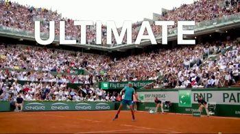 Tennis Channel Plus TV Spot, 'Ultimate Roland Garros Experience' - Thumbnail 4