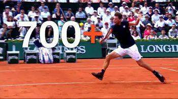 Tennis Channel Plus TV Spot, 'Ultimate Roland Garros Experience' - Thumbnail 5