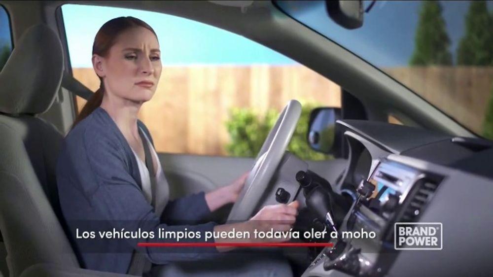 Febreze Car Vent Clips TV Commercial, 'Brand Power: 30 d??as de aire fresco'