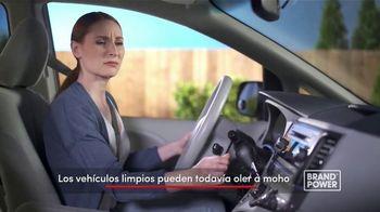 Febreze Car Vent Clips TV Spot, 'Brand Power: 30 días de aire fresco' [Spanish]