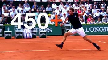 Tennis Channel Plus TV Spot, 'Road to Roland Garros: Main Draw Matches' - Thumbnail 7