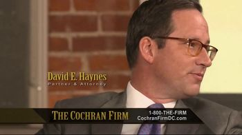 The Cochran Law Firm TV Spot, 'Feel Like a Survivor' - Thumbnail 9