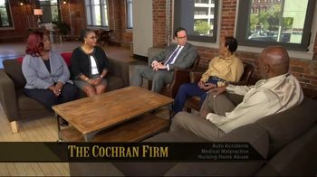 The Cochran Law Firm TV Spot, 'Feel Like a Survivor' - Thumbnail 5