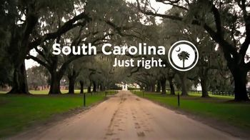 Discover South Carolina TV Spot, 'The Road Less Traveled' - Thumbnail 9