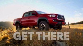 Toyota Tacoma TV Spot, 'Get There' [T1] - Thumbnail 8