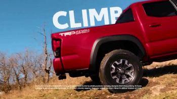Toyota Tacoma TV Spot, 'Get There' [T1] - Thumbnail 5