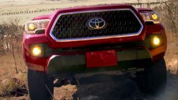 Toyota Tacoma TV Spot, 'Get There' [T1] - Thumbnail 6