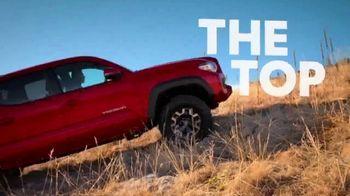 Toyota Tacoma TV Spot, 'Get There' [T1] - Thumbnail 7