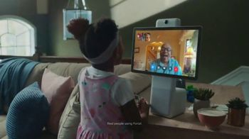 Portal from Facebook TV Spot, 'Father's Day: Keep Up' - Thumbnail 2