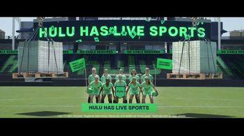 Hulu TV Spot, 'The U.S. Team's New Goal Celebration' Featuring Mia Hamm, Abby Wambach - Thumbnail 10