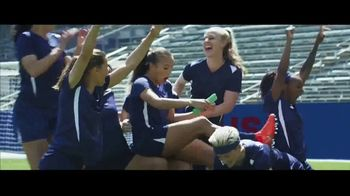 Hulu TV Spot, 'The U.S. Team's New Goal Celebration' Featuring Mia Hamm, Abby Wambach - Thumbnail 8
