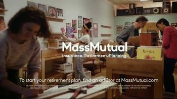 MassMutual TV Spot, 'Moments You Plan For: The Family Record Store' Song by Lack of Afro - Thumbnail 8