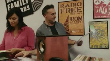 MassMutual TV Spot, 'Moments You Plan For: The Family Record Store' Song by Lack of Afro