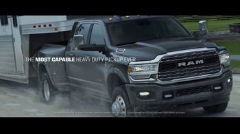 Ram Truck Month TV Spot, 'On to Bigger Things: Everything' Song by Vitamin String Quartet [T2] - Thumbnail 7