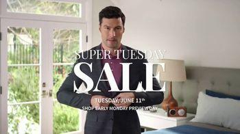 JoS. A. Bank Super Tuesday Sale TV Spot, 'June 2019: Suits & Dress Shirts' - Thumbnail 1