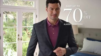 JoS. A. Bank Super Tuesday Sale TV Spot, 'June 2019: Suits & Dress Shirts' - Thumbnail 2