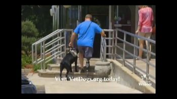 America's VetDogs TV Spot, 'Train and Place Service Dogs' Featuring Carson Daly - Thumbnail 7