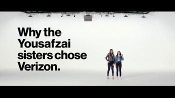 Verizon TV Spot, 'Yousafzai Sisters' - Thumbnail 3