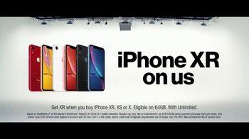 Verizon TV Spot, 'Blake and Chris: iPhone XR on Us' - Thumbnail 8