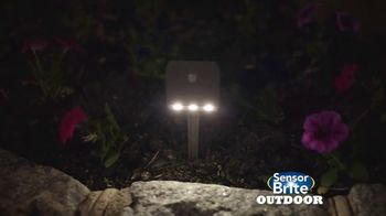 Sensor Brite Outdoor TV Spot, 'Light Your Way' - Thumbnail 1