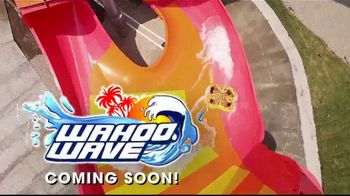 Six Flags TV Spot, 'Hurricane Harbor Splashtown: Save 50 Percent' - Thumbnail 2