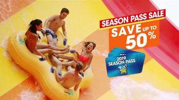 Six Flags TV Spot, 'Hurricane Harbor Splashtown: Save 50 Percent' - Thumbnail 3