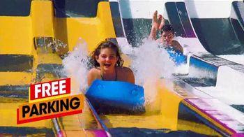 Six Flags TV Spot, 'Hurricane Harbor Splashtown: Save 50 Percent' - Thumbnail 4