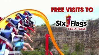 Six Flags TV Spot, 'Hurricane Harbor Splashtown: Save 50 Percent' - Thumbnail 5
