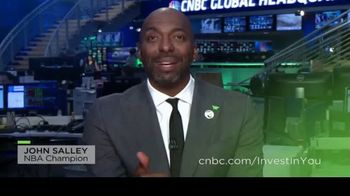 Acorns TV Spot, 'CNBC: Get Set for Your Career' Featuring John Salley