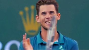 Rolex TV Spot, 'An Enduring Partnership' Featuring Dominic Thiem