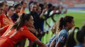 Nike TV Spot, \'Dream Further\' Featuring Gerard Piqué, Neymar Jr., Lieke Martens