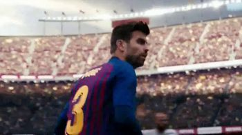 Nike TV Spot, 'Dream Further' Featuring Gerard Piqué, Neymar Jr., Lieke Martens - Thumbnail 6