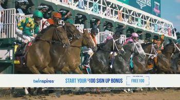 Twin Spires TV Spot, 'Belmont Stakes: Sign Up Bonus' - Thumbnail 2