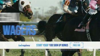 Twin Spires TV Spot, 'Belmont Stakes: Sign Up Bonus' - Thumbnail 4