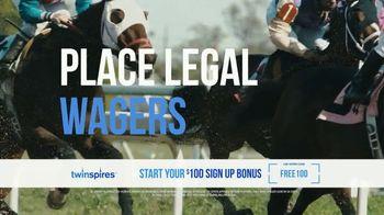 Twin Spires TV Spot, 'Belmont Stakes: Sign Up Bonus' - Thumbnail 5