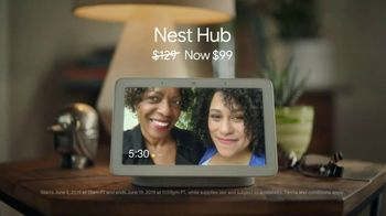 Google Nest Hub TV Spot, 'Hey Mom, Thank You!'