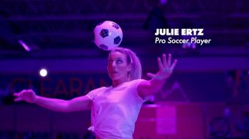 California Almonds TV Spot, 'Julie Ertz & Almonds vs. The Ball Cage Blowout' Featuring Julie Ertz - Thumbnail 6